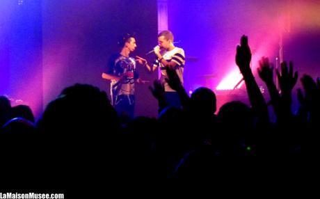 Concert Oise Bigflo et Oli 2016