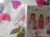 Leurs jolies robes d'été cousues main Mamie avec Tissus.net