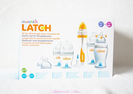 kit démarrage nouveau latch munchkin