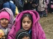 2015: enfants migrants accompagnés sont arrivés Europe