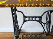Astuce touche pour votre table coupe