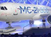 Russie lance nouvel avion moyen-courrier