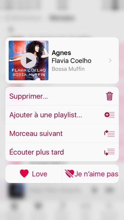 Astuce Apple Music iOS 10: un remake du jailbreak Cello?