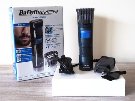 Tondeuse barbe T 820E Babyliss for Men