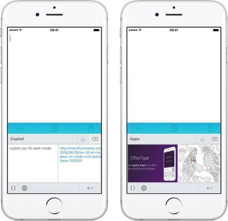 Copied le meilleur gestionnaire de presse-papier pour iPhone et Mac