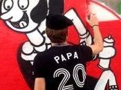 Déco street découvrez chaises graffées Dalas Randalas