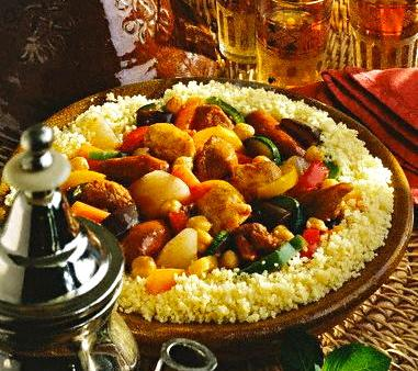cuisine marocaine traditionnelle
