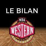 NBA 2015-2016, le Bilan – Conférence Ouest