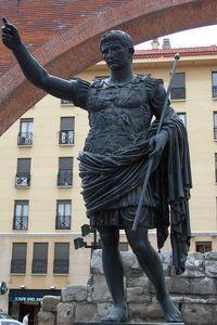 Saragosse_statue_de_C_sar_Auguste
