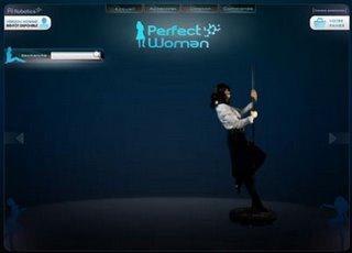La femme-robot était une pub macho
