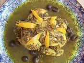 Recette marocaine poulet m'hammer