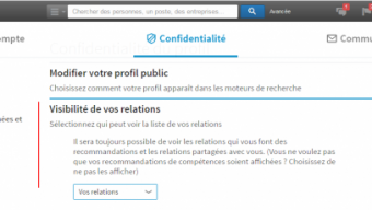 Comment connaitre le nombre exact de contacts d'un profil Linkedin ?