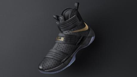 Zoom LeBron Soldier 10 Championship ID
