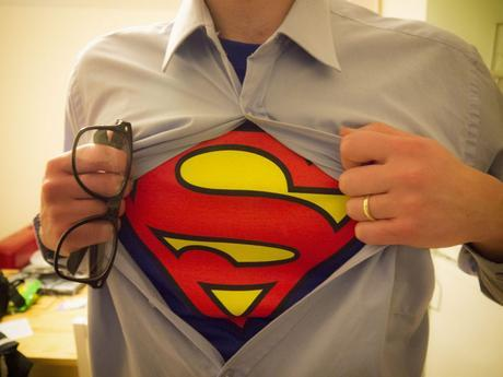 (c) tom_bullock - Superman (CC BY 2.0)