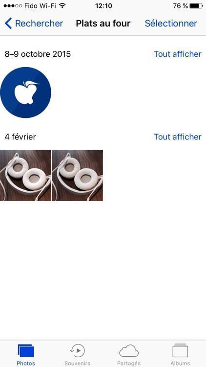 iOS 10 et macoS Sierra: la reconnaissance intelligente troublante de Photos