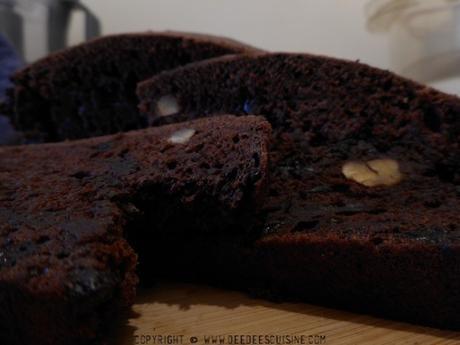 banana bread aux noix et chocolat recette vegan healthy