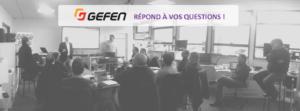 Ban Gefen questions