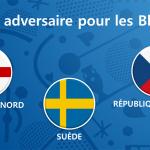 Quel adversaire pour la France en 8ème de finale ?