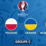 Euro 2016 – Groupe C