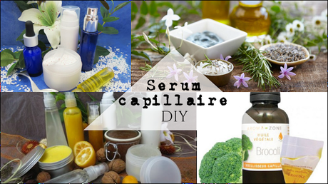 DIY [Sérum capillaire]