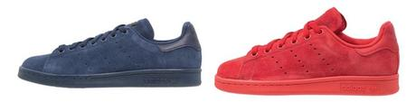 stan smith rouge bleu