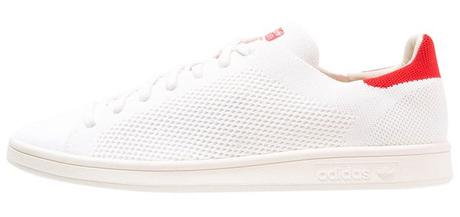 stan smith red white