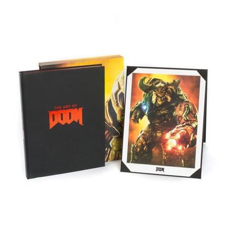 Artbook – Doom