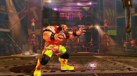 Street Fighter V nouvelles tenues Zangief 1