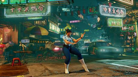 Street Fighter V nouvelles tenues Chunli 2