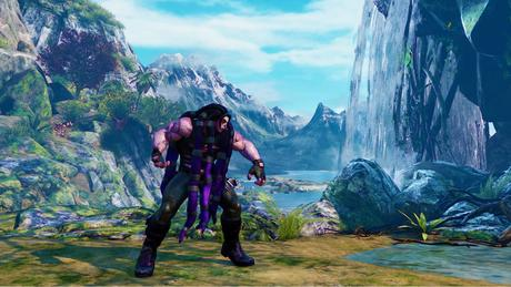 Street Fighter V nouvelles tenues Necalli 1