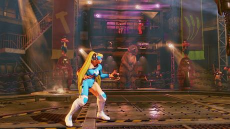 Street Fighter V nouvelles tenues R Mika 2