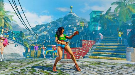 Street Fighter V nouvelles tenues Laura 2