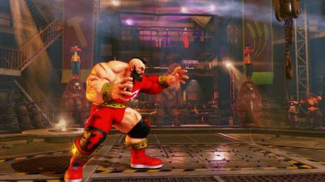 Street Fighter V nouvelles tenues Zangief 2