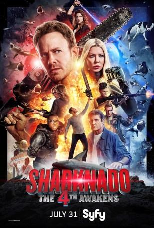 [Trailer] Sharknado 4