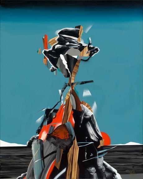 Une nouvelle institution pour l'art urbain : Galerie Matthew Namour