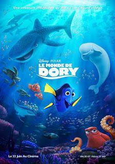 Cinéma: Le Monde de Dory