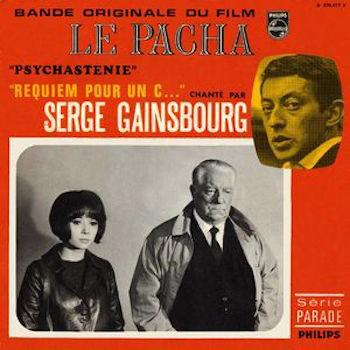 Gainsbourg & Colombier-Le Pacha-1968
