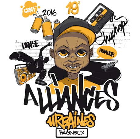 Festival Alliances urbaines 2016 de Bagneux