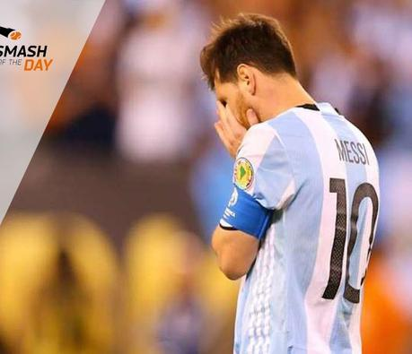 Messi et l'Argentine: Point final!