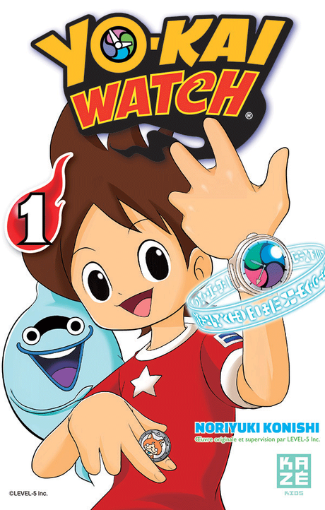 Yo-kai Watch T01