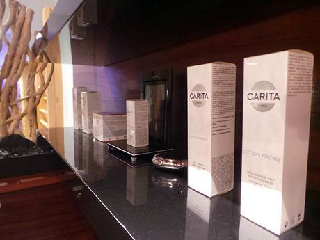 Moment bien-être au Spa Carita de l'hôtel Bel Ami