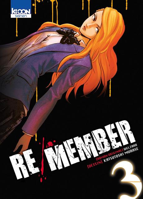 Re/Member - Tome 3