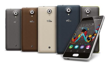 Smartphones Wiko U Feel et U Feel Lite, sécurisés par empreinte digitale à moins de 200 €