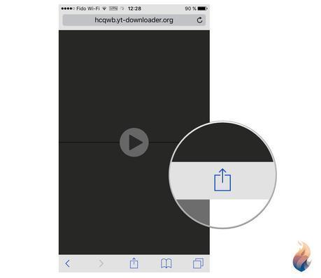 iOS 10 Safari: comment télécharger avec son iPhone