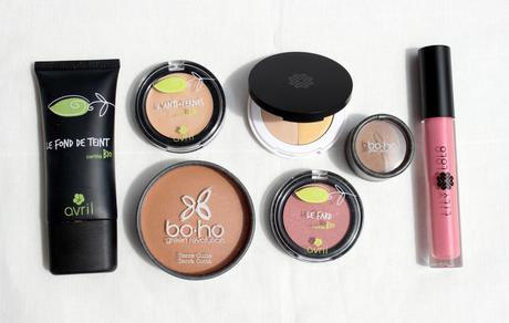 maquillage bio rechargeable  mes secrets bio