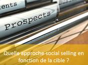 Quelle approche social selling pour client prospect