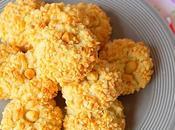 Mchewek cacahuètes (gâteau algérien)