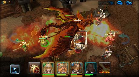 Screenshot 1 Kingdom of War