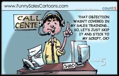 customer_service_training_cross_selling_call_center_cartoon