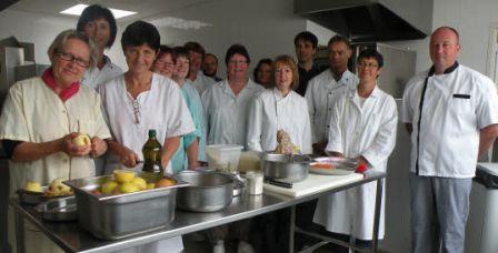 Stage cuisine bio bretagne paperblog for Stage cuisine enfant